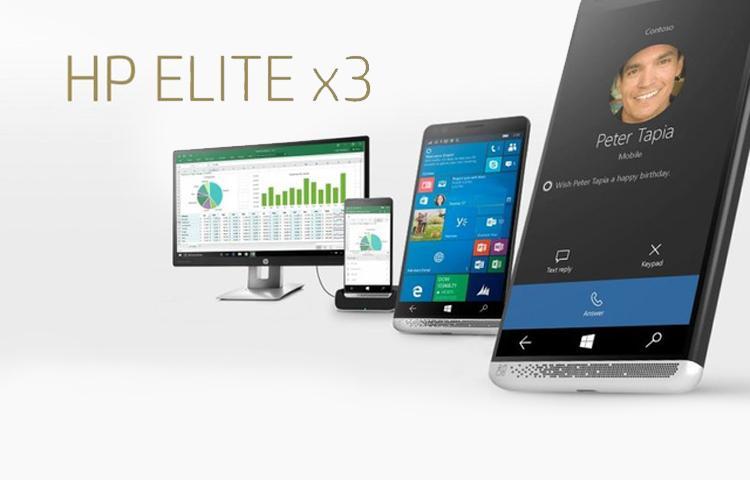 HP chọn Windows 10 Mobile vì bảo mật tốt hơn Android