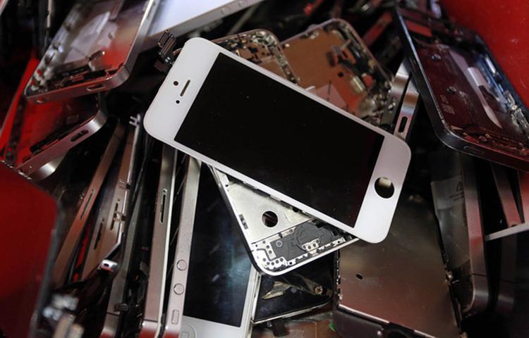 Chiếc iPhone của bạn sẽ đi về nơi xa như thế này đây