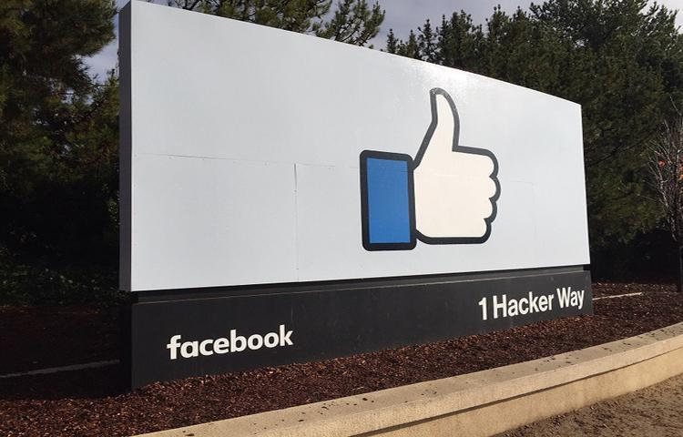 Bí mật đằng sau tấm biển tại trụ sở chính Facebook