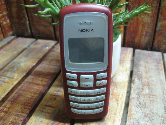 Nokia 2100 Đỏ Đô MS 1945
