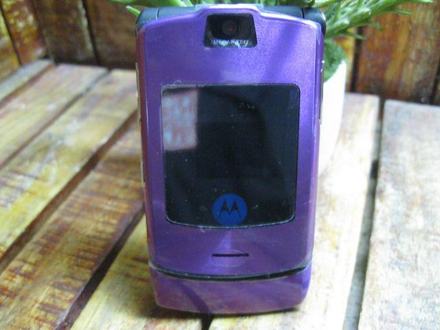 Motorola V3i Tím Mộng Mơ MS 1947