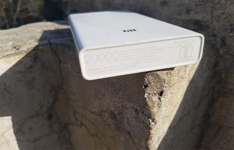 Xiaomi trình làng sạc dự phòng Mi Power Bank 20.000 mAh,công nghệ Quick Charge 3.0