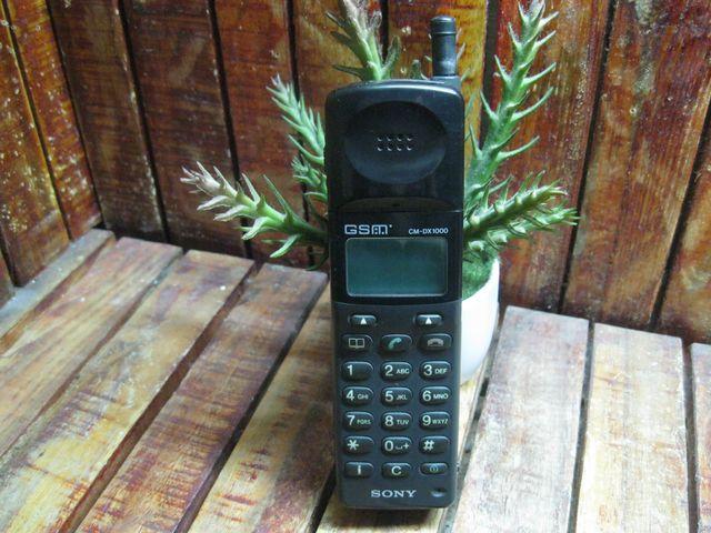 Sony CM - DX1000 Siêu Độc MS 1967