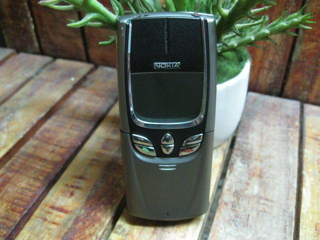 Nokia 8850 Nguyên Zin Silver