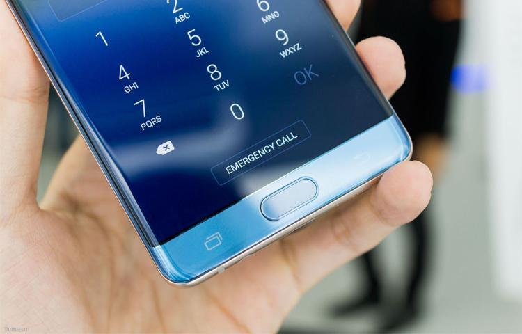 Samsung Galaxy Note7 bị cháy nổ không phải do pin