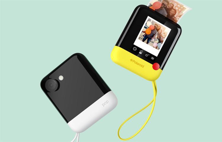 Ra mắt máy ảnh mini chụp lấy ngay Polaroid Pop