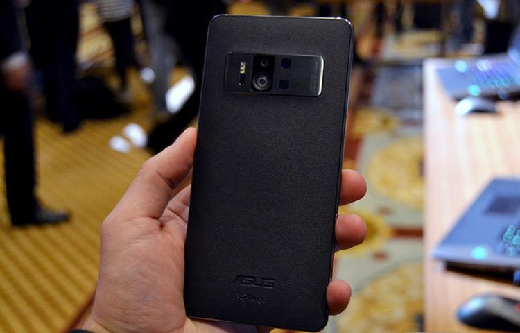 Asus ZenFone AR: Trang bị tới 8GB RAM, hỗ trợ cả Tango AR và Daydream VR!