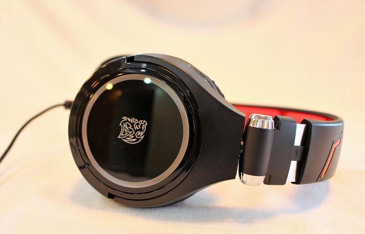 TteSPORTS. Gaming headset Cronos RGB 7.1 Chiếc tai nghe đa tài
