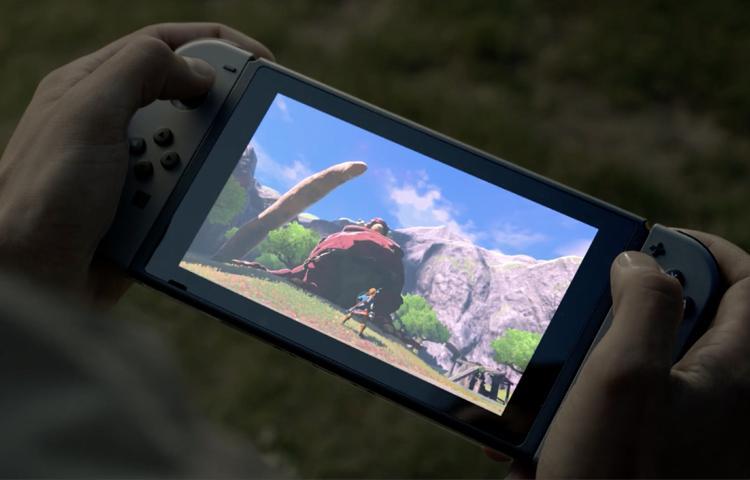 Nintendo Switch chính thức ra mắt, giá 299 USD, lên kệ từ ngày 3/3