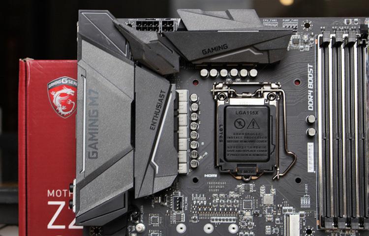 Đánh giá bo mạch chủ MSI Gaming M7: Kabylake và cỗ máy gaming cực khủng