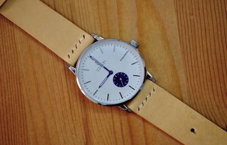 Trên tay Curnon Kashmir - đồng hồ của startup Việt: thiết kế, gia công tại Việt Nam, lắp ráp ở Hồng Kông, giá dưới 2 triệu