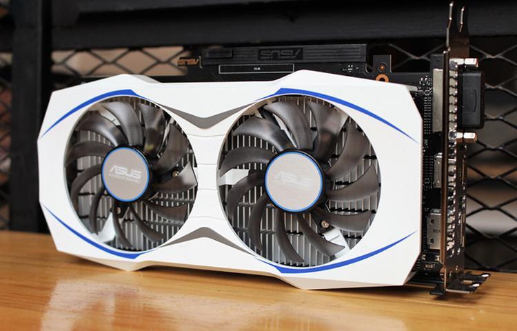 Đánh giá Asus GTX 1050 Dual: Hổ trắng cân hết game eSports ở độ phân giải Full HD
