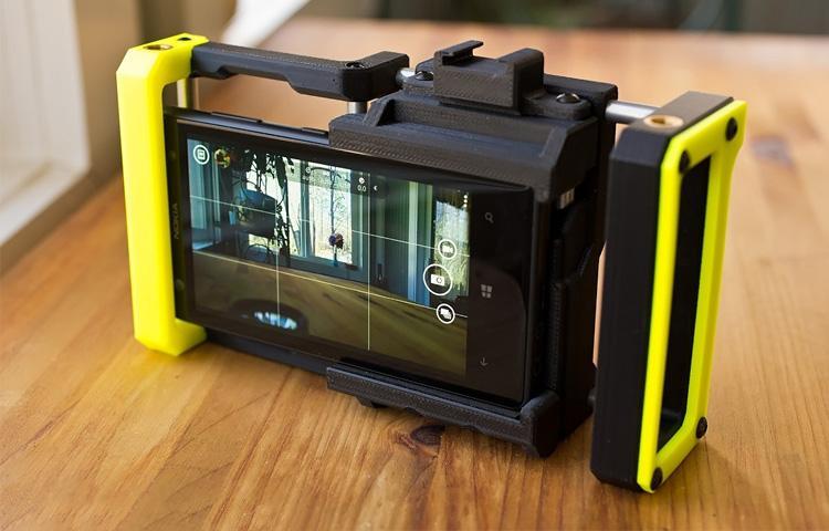 Các nhà khoa học đã sử dụng Lumia 1020 làm kính hiển vi di động