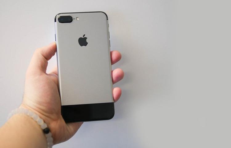 Biến iPhone 7 Plus thành iPhone đời đầu