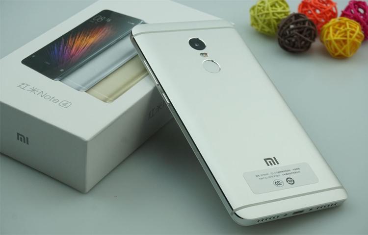 Xiaomi ra mắt Redmi Note 4 dùng Snapdragon 625