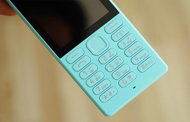 Mở hộp 'cục gạch' Nokia 216 có camera selfie vừa bán ở Việt Nam