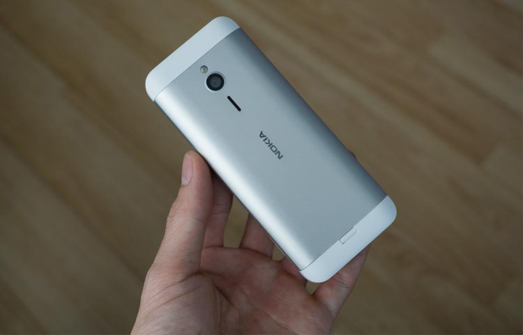 Mở hộp Nokia 230 Dual SIM: vỏ nhôm, 2 camera, 2 đèn Flash, giá 1,390 triệu