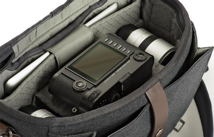 Think Tank ra mắt túi máy ảnh Signature với phong cách cổ điển