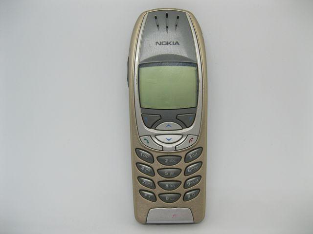 Nokia 6310i Nguyên zin màu Cát Cháy MS 1985