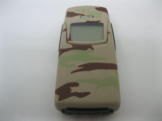 Nokia 8910 Camo Kem Quân Đội MS 2004