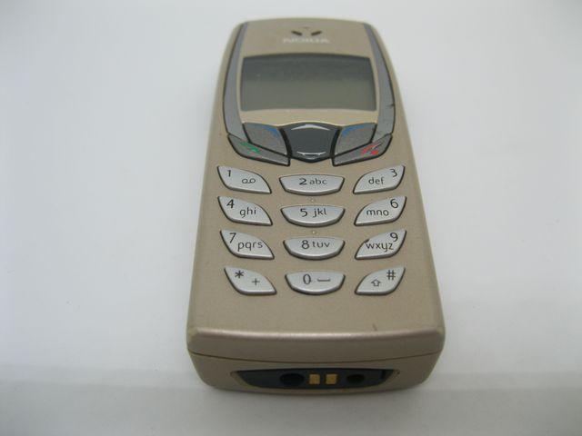 Nokia 6510 màu vàng cát cháy máy zin MS 2006