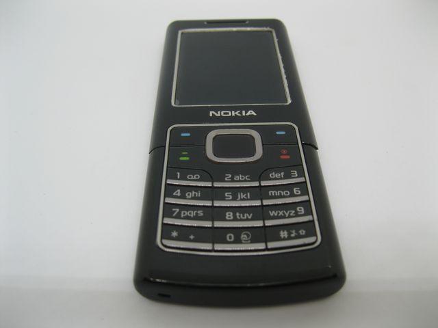 Nokia 6500 Oranger màu đen, black, MS 2008