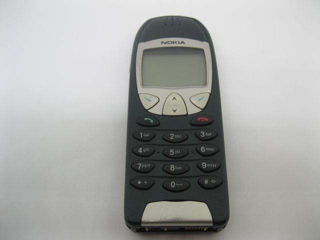 Nokia 6210 màu xám nguyên zin, MS 2011