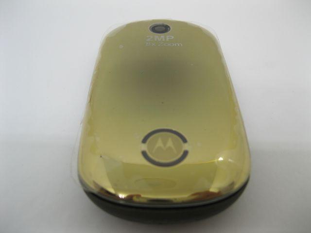 Motorola U9 màu vàng hột vịt muối, MS 2012