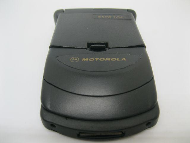 Motorola Startac X màu đen, đã dặm sơn, MS 2013