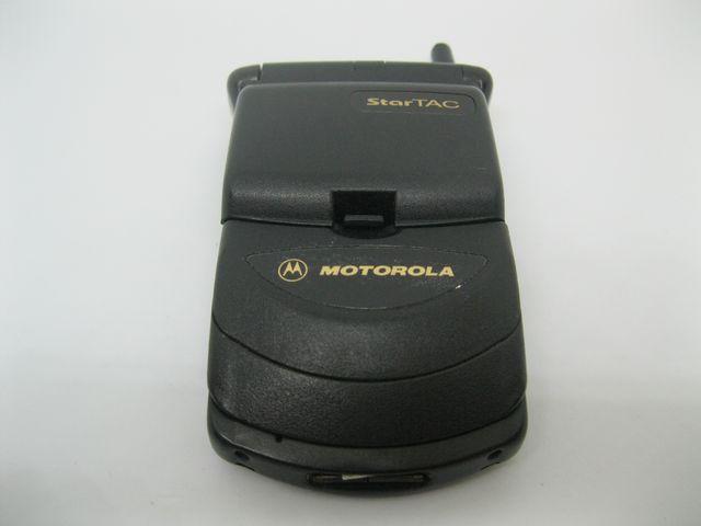 Motorola Startac X màu đen, Nắp gập, MS 2016