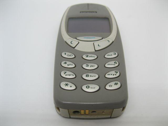 Nokia 3310 Đông Nam màu xám
