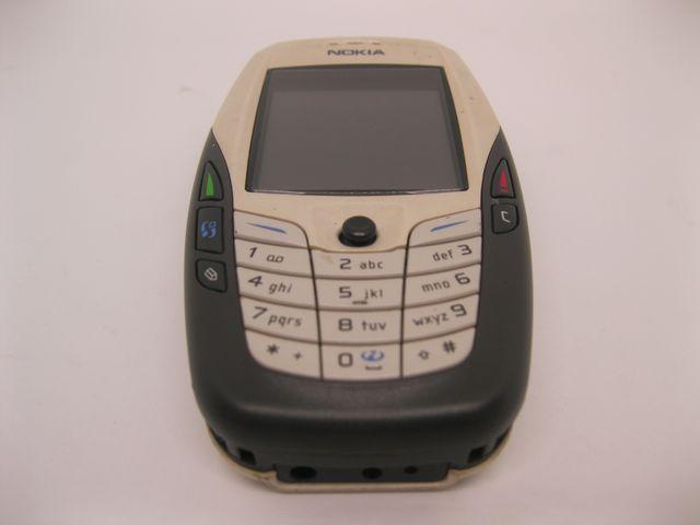 Nokia 6600 màu trắng đen, nokia 6 béo, đẹp 95% MS 2022