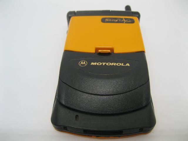 Motorola Startac V màu vàng đen, Verizon, đẹp 96% MS 2035