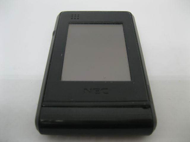 Điện thoại cổ Nec màu đen, máy zin, đẹp 90% MS 2039