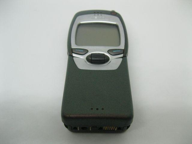 Nokia 7110 màu xám tím trượt phím cổ điển, đẹp 95% MS 2048