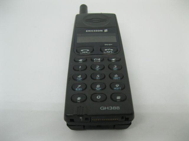 Ericsson GH388 màu đen nguyên zin, đẹp 95% MS 2053