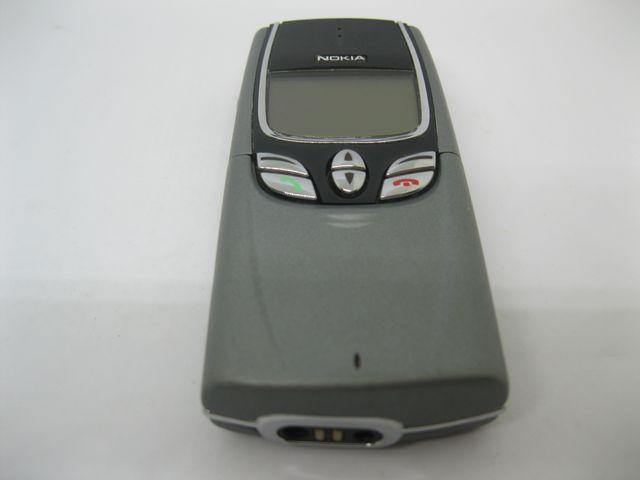 Nokia 8850 màu xám nguyên zin, đẹp 96% MS 2055