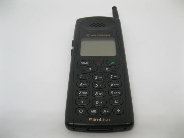 Motorola Slim Lite MG1 màu đen nguyên zin, đẹp 98% MS 2057
