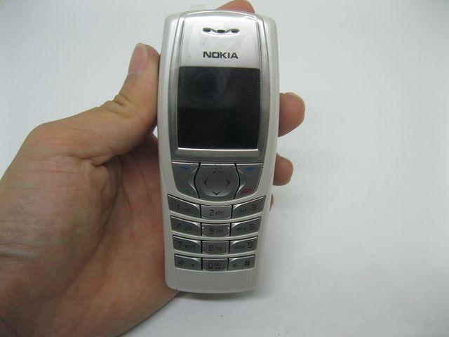 Nokia 6610i màu trắng sữa mới 99% - Ms V004