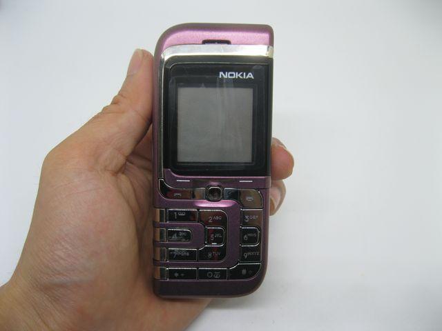 Nokia 7260 màu tím đỏ mới 99%