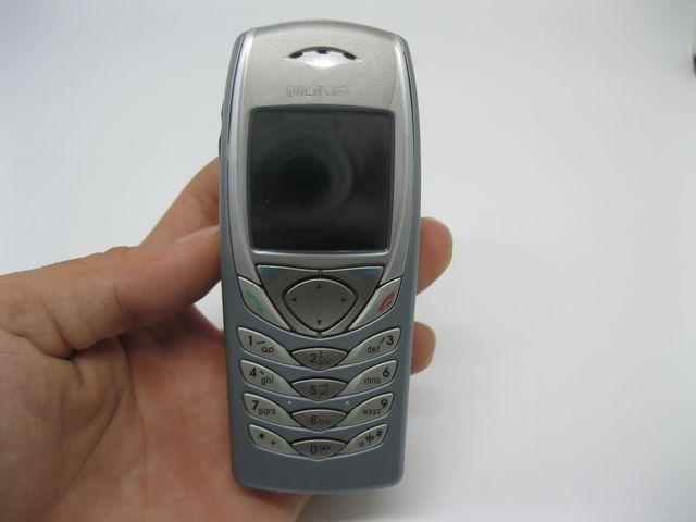 Nokia 6210 màu xanh ngọc nguyên zin