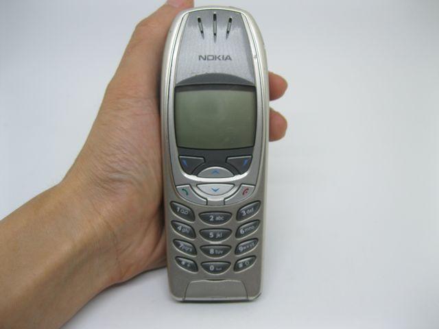Nokia 6310i màu trắng bạc Sliver MS 2067