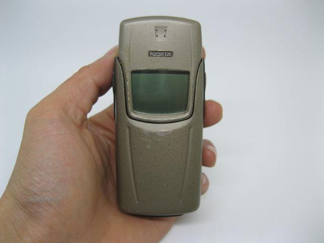 Nokia 8910 zin cát cháy, nguyên bản MS 2070