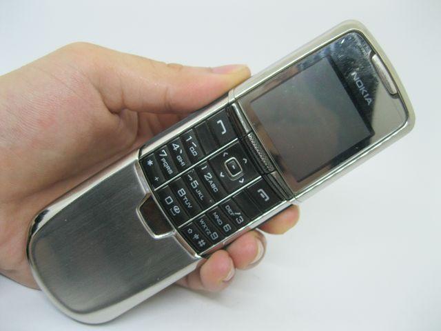 Nokia 8800 Anakin zin nguyên bản, chính hãng MS 2072