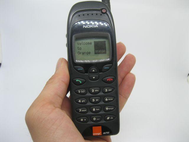 Nokia 6130 Orange full box, chính hãng 2074
