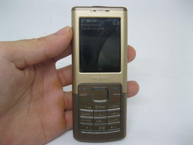 Nokia 6500 Classic Chocolate cực đẹp MS 2079