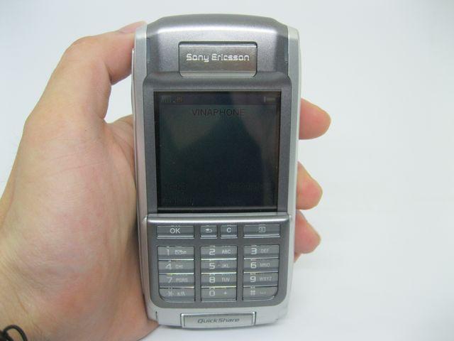 Sony Ericsson P910i Qwerty bàn phím ở mặt sau MS 2082