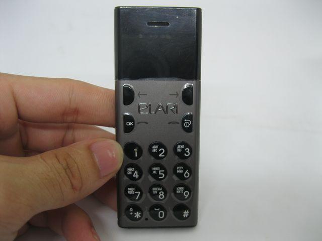 Elari NanoPhone cực đẹp, cực nhỏ MS 2085