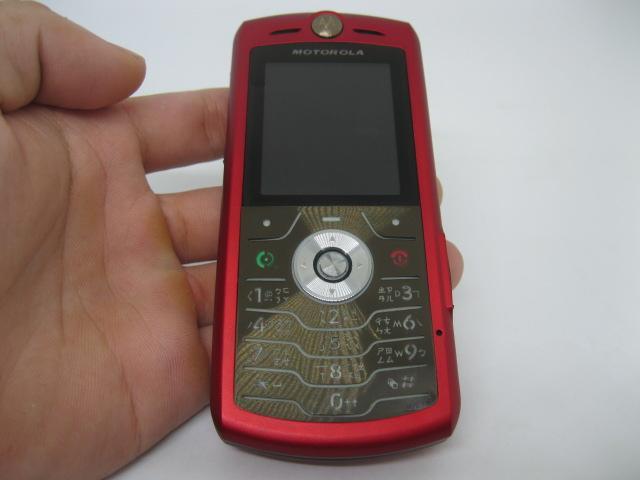 Motorola L7 siêu mỏng màu Đỏ MS 2245