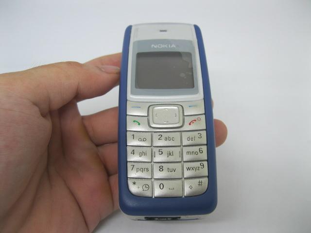 Nokia 1110i huyền thoại của Nokia màu Xanh